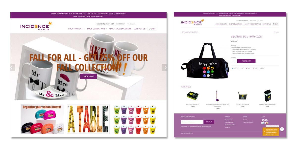 Shopify - Client